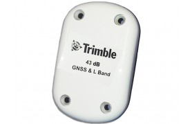 Trimble AV37 - High Performance GNSS FAA Certified Aviation Antenna
