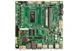 Congatec conga-IC370 Industrial 8th Gen Intel MiniITX