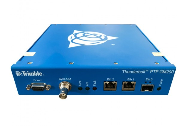 Trimble Thunderbolt PTP GM200 - IEEE1588 PTP/NTP Clock