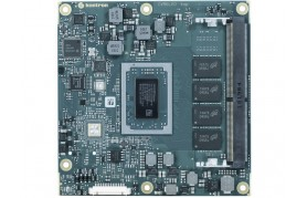 Kontron COMe-cVR6 - COMExpress Compact AMD Ryzen V1000 Card