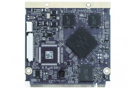 Kontron Qseven-Q7AMX7 - Low-Power Qseven 2.1 Module based on NXP i.MX7