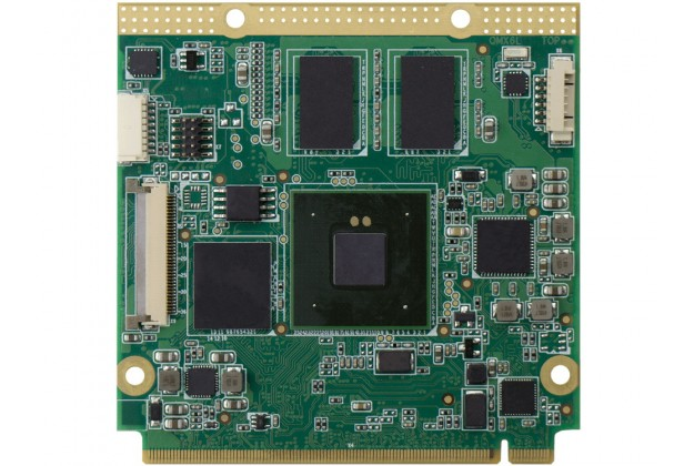 congatec conga-QMX6 - Low-Power Qseven 2.0 Module based on NXP i. MX6