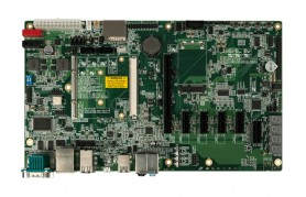 congatec conga-QEVAL/Qseven 2.0 - Carrier for Evaluating SMARC Modules