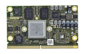 Kontron SMARC-sAMX6i - Freescale i.MX6 Low Power SMARC