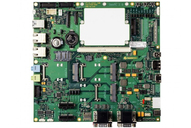 Kontron SMARC Evaluation Carrier 2.0 - for Evaluating SMARC Modules