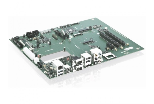 Kontron COMe Eval. Carrier T10 - COM Express® Type 10