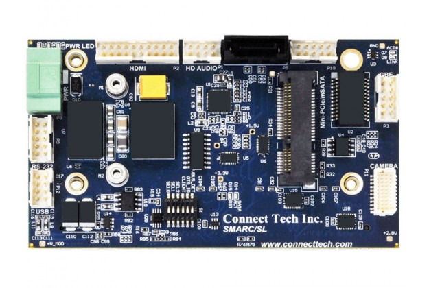 Connect Tech SMARC/SL - Super Small Carrier Board for SMARC