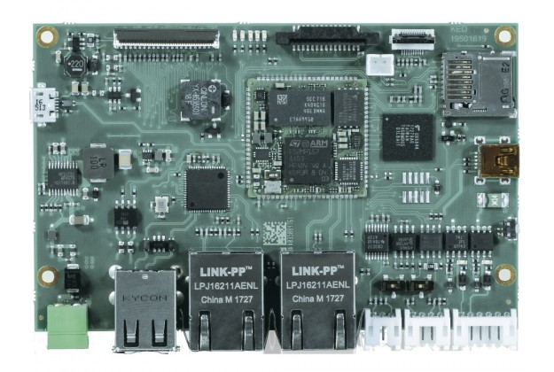 Kontron SOM-BL STM32MP157 - Triple Core ARM Motherboard