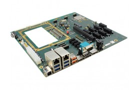 MEN XC15 - Rugged COM Express Eval Carrier Board