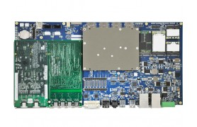 Connect Tech COM Express® Type6 PMC/XMC Carrier Board