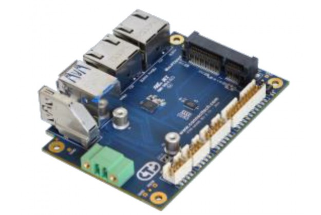 Connect Tech COM Express Type 10 Stacking Carrier XBG102 Maximized Breakout Board