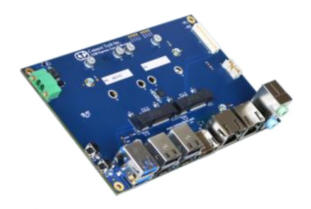 Connect Tech COM Express Type 10 Stacking Carrier XBG101 Maximized Breakout Board