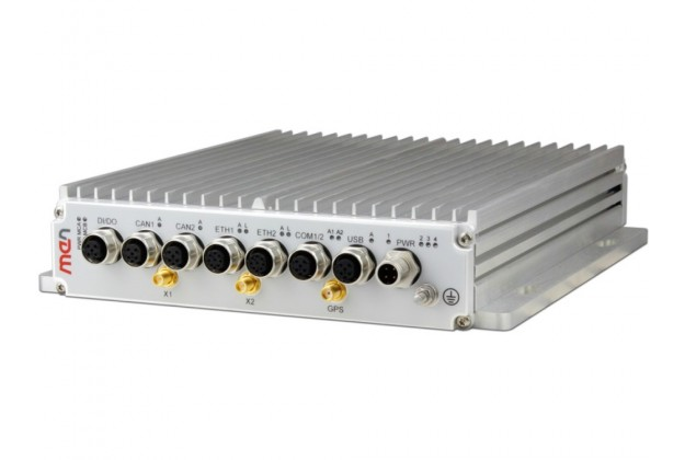 MEN BC50R - IP65 Box PC for In-Vehicle Applications (AMD)