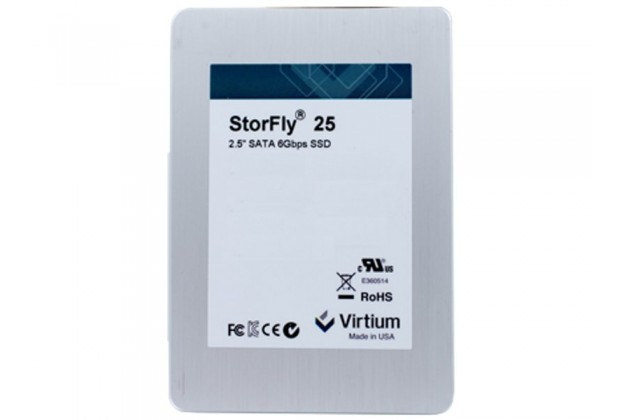 Looking for a Virtium Storfly 2.5 SATA SSDS? Visit Recab UK.