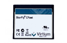 Looking for a Virtium Storfly CFast SATA SSDS? Visit Recab UK.