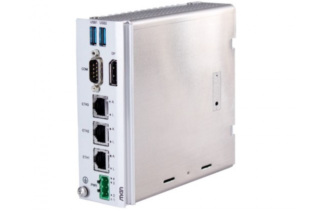 MEN MC50I - DIN-RAIL Computer With Intel Atom for Industrial Gateway Applications